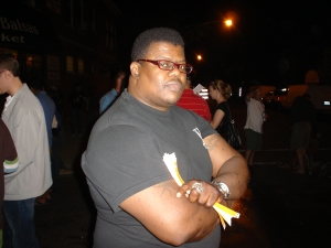 Bruno the Enforcer Westfest '08